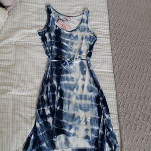 💕Knit Gathered Dress 🌺